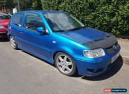 VW Polo 6N2 1.4 TDI Blue for Sale