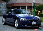 2006 BMW M Roadster & Coupe for Sale