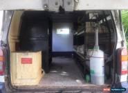 1989 Toyota Hiace work van for Sale