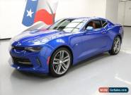 2016 Chevrolet Camaro for Sale