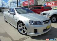 2008 Holden Ute VE SS V Silver Automatic A Utility for Sale