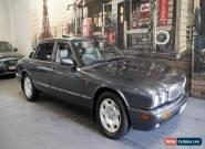 2002 Jaguar Sovereign X308 LWB Charcoal Automatic 5sp A Sedan for Sale