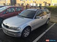 BMW 318i SE Touring 54 plate 114k miles  for Sale