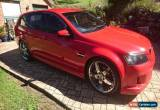 "Classic 2008 Holden Commodore Station Wagon SV6 ""Special Vehicle"" for Sale"