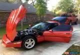 Classic 1988 Chevrolet Corvette Base for Sale