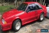 Classic 1991 Ford Mustang GT 5.0 for Sale