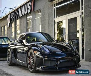 Classic 2016 Porsche Cayman GT4 Coupe 2-Door for Sale