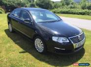 2010 10 Vw Passat 2.0 TDI Highline Diesel Saloon Manual for Sale
