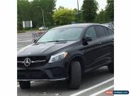 Mercedes-Benz: GLE450 AMG for Sale