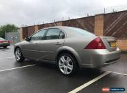 Ford Mondeo 2.0 petrol 2003 1year mot  for Sale