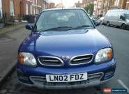 Nissan Micra Tempest 2002 for Sale