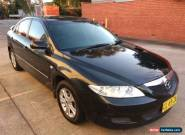 2003 MAZDA 6 SEDAN AUTO -  15 AUG 2017 REGO - LOW 146500 KMS for Sale