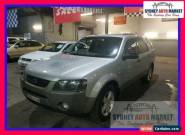 2005 Ford Territory SX TX Silver Automatic A Wagon for Sale