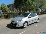 2010 Renault Clio 1.2 16v I-Music 5dr for Sale