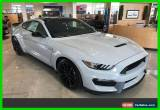 Classic 2017 Ford Mustang Shelby GT350 Coupe 2-Door for Sale
