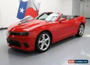 2015 Chevrolet Camaro SS Convertible 2-Door for Sale
