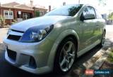 Classic 2008 Holden Astra SRi Turbo Coupe for Sale