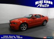 2013 Ford Mustang GT Premium for Sale