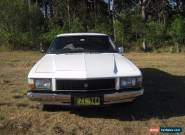 wb holden ute, white , auto, 6 cylinder for Sale