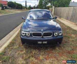Classic BMW 745i for Sale
