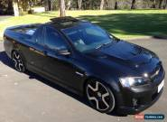 VE SS-V UTE SUPERCHARGED 485RWKW for Sale