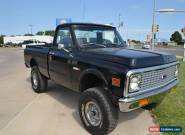 1971 Chevrolet Other Pickups CHEYANNE for Sale
