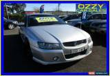 Classic 2005 Holden Commodore VZ SS Silver Automatic 4sp A Sedan for Sale