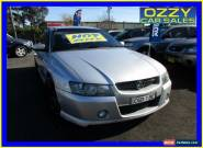 2005 Holden Commodore VZ SS Silver Automatic 4sp A Sedan for Sale