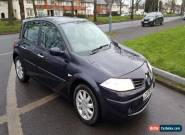2008 RENAULT MEGANE DYNAMIQUE 1.5 DCI BLUE ??30 ROAD TAX FOR A YEAR for Sale