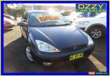 Classic 2004 Ford Focus LR SR Blue Automatic 4sp A Hatchback for Sale