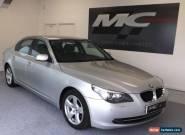 2009 BMW 5 Series 2.0 520d SE 4dr for Sale