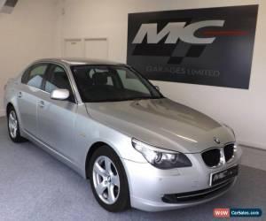 Classic 2009 BMW 5 Series 2.0 520d SE 4dr for Sale