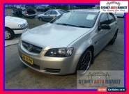 2006 Holden Commodore VE Silver Automatic A Sedan for Sale