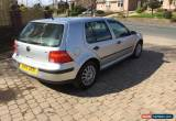 Classic Volkswagen Golf 1.6 Automatic Silver for Sale