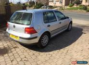 Volkswagen Golf 1.6 Automatic Silver for Sale