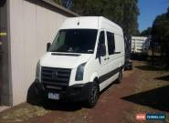 vw crafter van not ford /holden/ 2007 mod for Sale