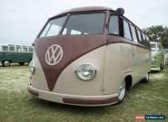 1952 Volkswagen Bus/Vanagon BARNDOOR for Sale