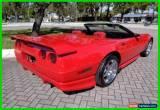 Classic 1992 Chevrolet Corvette Base Convertible 2-Door for Sale