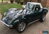 Classic 1971 Chevrolet Corvette Convertible for Sale