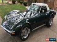 1971 Chevrolet Corvette Convertible for Sale