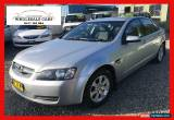 Classic 2008 Holden Commodore VE Omega Silver Automatic A Sedan for Sale