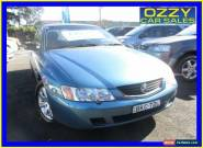 2003 Holden Commodore VY II Executive Blue Automatic 4sp A Sedan for Sale