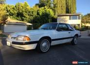 1991 Ford Mustang Lx coupe for Sale