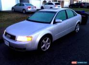 Audi : A4 for Sale