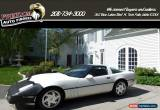 Classic 1988 Chevrolet Corvette Base Hatchback 2-Door for Sale