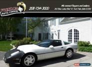 1988 Chevrolet Corvette Base Hatchback 2-Door for Sale