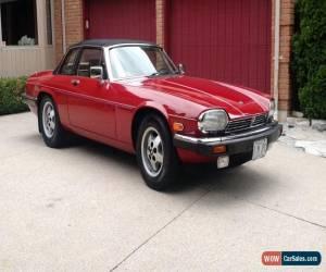 Classic Jaguar: XJS XJSC CABRIOLET for Sale