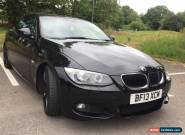 Bmw 3 series 320d m sport convertible automatic  for Sale