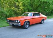 1969 Chevrolet Chevelle 2 DOOR HARDTOP for Sale