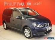 2013 Volkswagen Touran 1.6 TDI BlueMotion Tech SE MPV 5dr for Sale